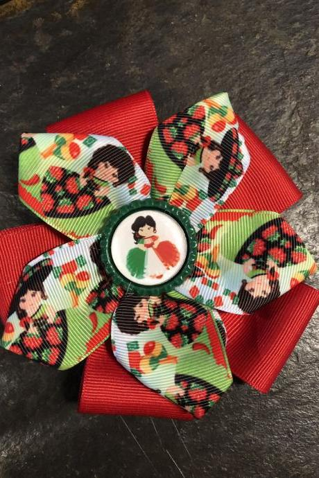Mexican Girl bows for any occasion